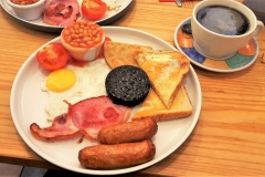 Scottish breakfast at its best!