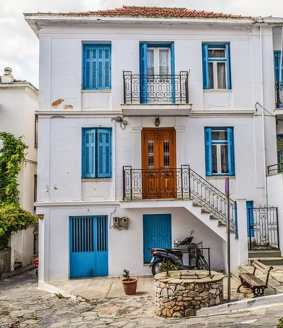 Korfu Griechenland IMmobilien Wirtschaft