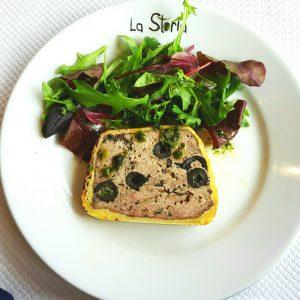 Kaninchenterrine Frankreich Reise Europtrip Rezept