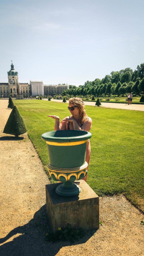 Schloss Charlottenburg Park