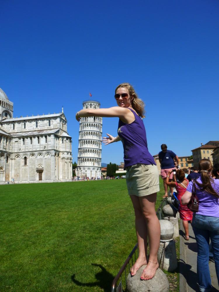 Italien und Pisa haben mehr zu bieten, als nur den schiefen Turm