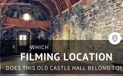 Filming locations Scotland film set
