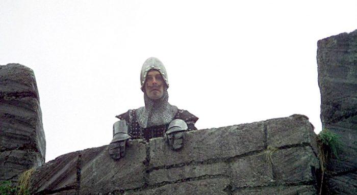 Doune castle in Scotland