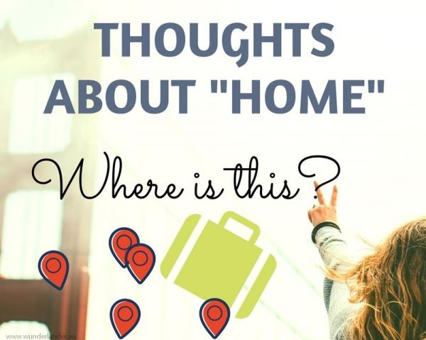 Where is home when you travel?