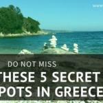 Secret Spots in greece