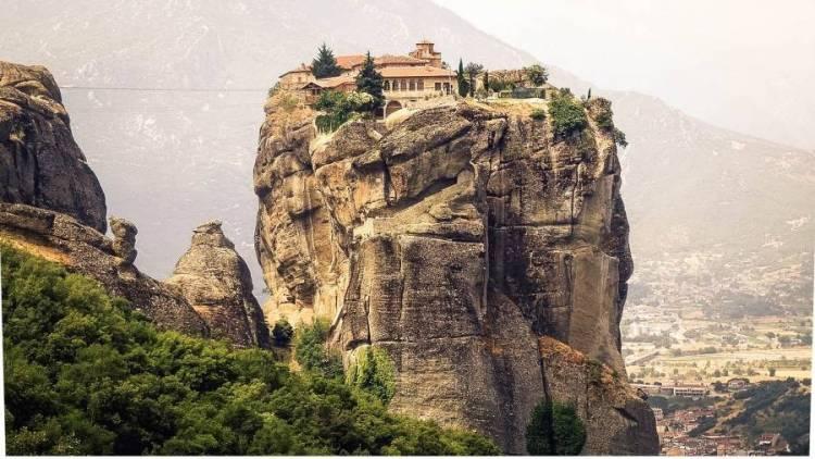 Griechenland Meteora Wunderlander Reisen Urlaub