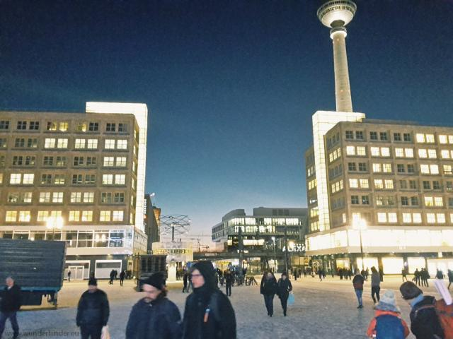 Berlin in Wintertime Germany is a good Europe trip