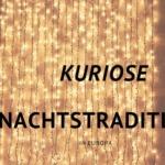 Weihnachtatraditionen dtsch