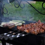 picknick outdoor grillen