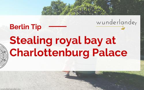 Charlottenburg palace Berlin Itiniary Trip europe
