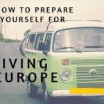 Drive in europe