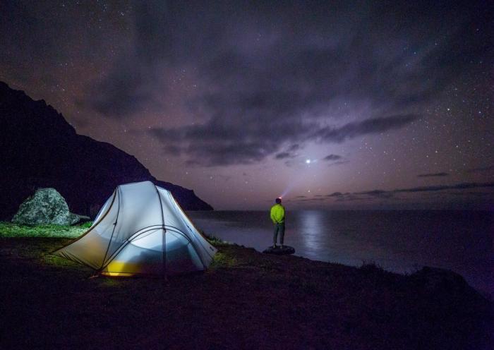 camping europe trip