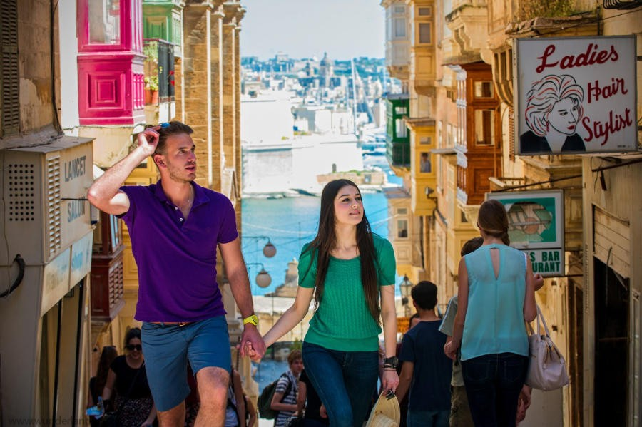 Valletta_Streets
