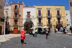 Bari old town Italy Puglia