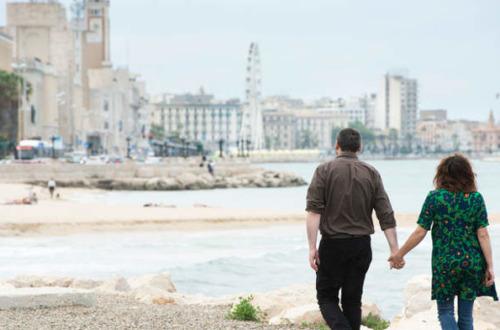 cropped Bari Italien Puglia Apulien