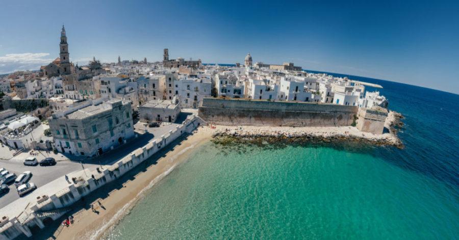 Best beaches in Bari Puglia Italy