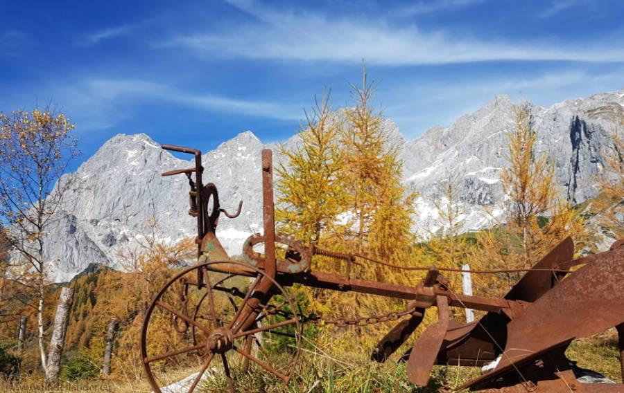 Salzkammergut wekkend trip fall autumn