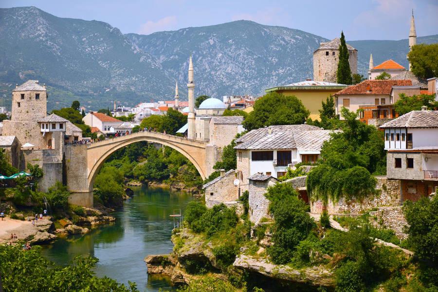 Sarajevo weekend trip autumn