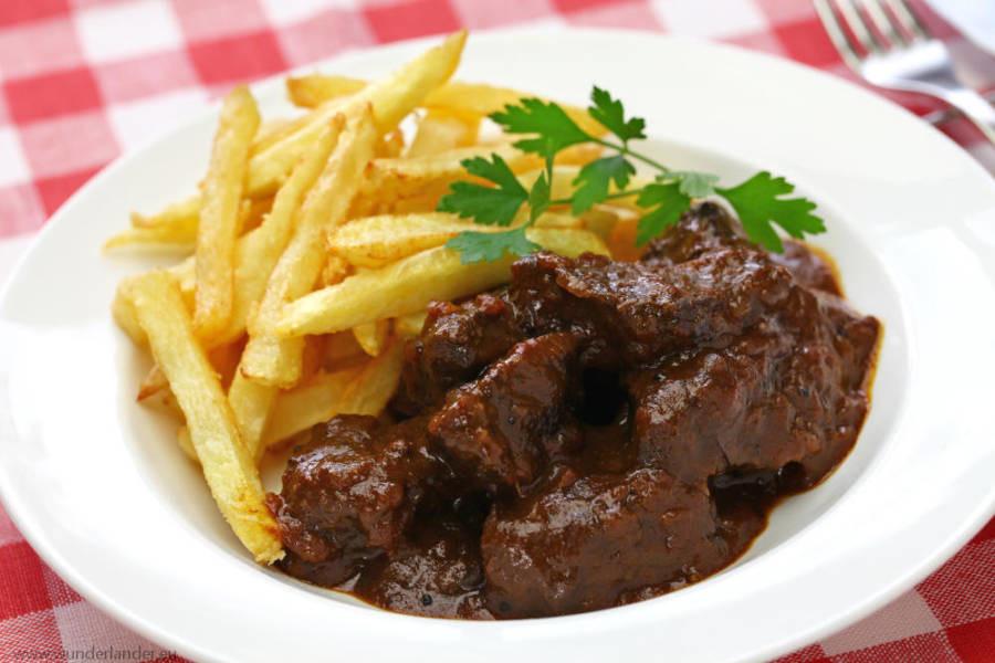 Flemish Beef Stew: A Legendary Belgian Dish