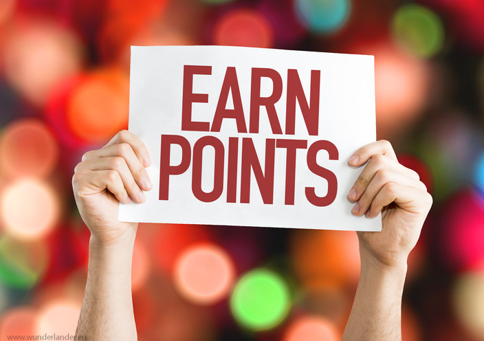 Earn Points travel hacking