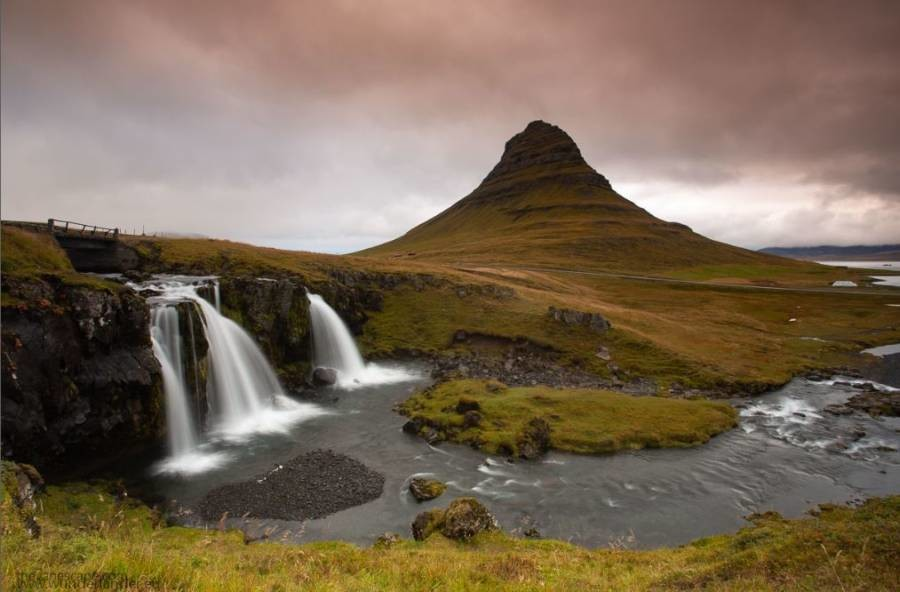 Kirkjufell Iceland Waterfalls photography