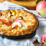 Grandma`s apple pie