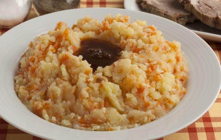 mash potato stoemp