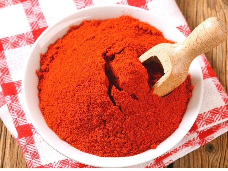 paprika-powder