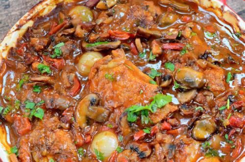 Burgundy-Chicken-Casserole