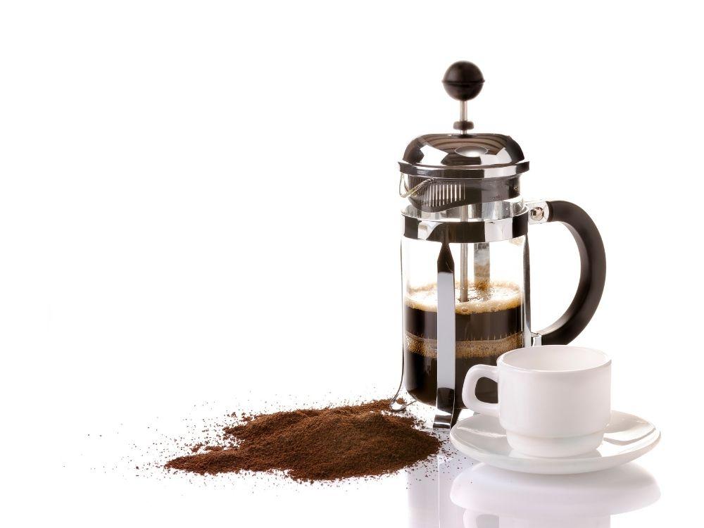 Preparación de espresso de 3 vías