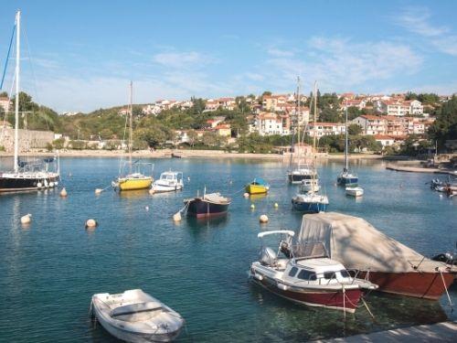 krk-croatia-boat-trip